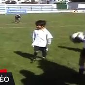 Le nouveau Messi découvert en Argentine ?