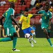 Neymar est resté muet pour sa centième sous le maillot brésilien