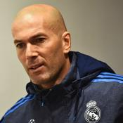 Zidane salue les efforts de son équipe