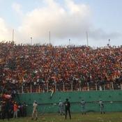Les Ivoiriens fêtés en héros à Abidjan