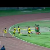 Un arbitre agressé par des joueurs en Ethiopie suite à un but accordé