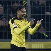 Aubameyang, toujours le héros de Dortmund