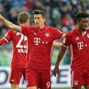 Bagarre à l'entraînement du Bayern Munich entre Lewandowski et Coman