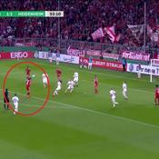 Bayern-Heidenheim: les plus beaux buts d'un match de fou