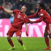 Ribéry offre la victoire au Bayern contre Leipzig