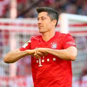 On n'arrête plus Robert Lewandowski