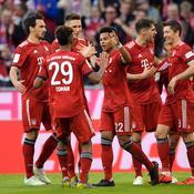 Le Bayern écrase Dortmund et prend les rênes
