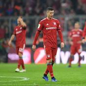 Déception du Bayern après l'égalisation de Lucas Holer