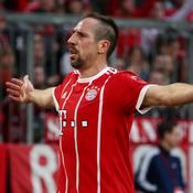 Ribéry et le Bayern Munich humilient Hambourg