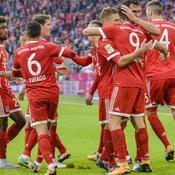 Le Bayern se rassure en écrasant Mayence