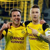 Dortmund mate son dauphin et s'envole en tête de la Bundesliga