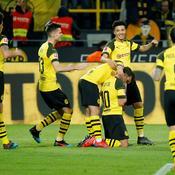 Dortmund reprend sa marche en avant