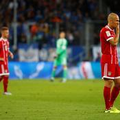 Un de chute pour le Bayern Munich, surpris à Hoffenheim