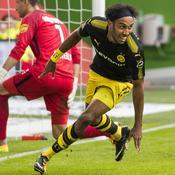 Sans Dembélé, Dortmund démarre fort