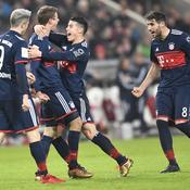 Le Bayern Munich sur sa lancée, Dortmund respire un peu