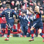 Avec un Ribéry buteur, le Bayern continue d'écraser la Bundesliga