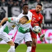 Le Bayern Munich craque dans les derniers instants à Mönchengladbach