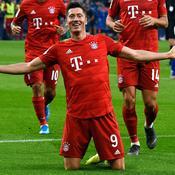 Avec le triplé de Lewandowski, le Bayern Munich lance sa saison