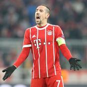 Franck Ribéry dérape sur Twitter et insulte un internaute