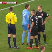 L'histoire d'un penalty saboté en Allemagne