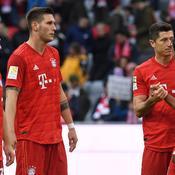 Le Bayern Munich retombe vite sur terre