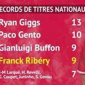 Les chiffres de Ribéry en Bundesliga ? C'est «kolossal»