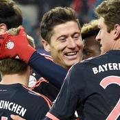 Lewandowski lance bien le Bayern en 2016