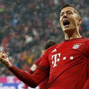 Lewandowski porte le Bayern Munich