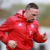 Ribéry a (enfin) repris l'entraînement avec le Bayern Munich