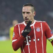 Ribéry: «Je n'ai pas peur de perdre ma place»