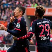 Bayern Munich, Cologne, Lewandowski, Bundesliga