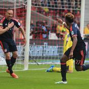 Un Bayern sans éclat mais efficace avec un Ribéry incisif