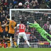 Arsenal, Hull City, FA Cup, Theo Walcott, Eldin Jakupovic, Danny Welbeck, replay