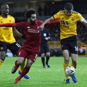 FA Cup : Wolverhampton élimine Liverpool