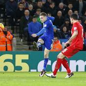 L'inspiration géniale de Vardy face à Liverpool