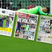 La presse anglaise s'enflamme pour le «gardien mutin» de Chelsea