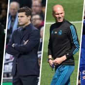 Zidane, Pochettino, Blanc .... Qui pour remplacer Mourinho à Manchester United ?