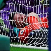 Le visage de douleur d'Hugo Lloris lors de sa terrible blessure avec Tottenham