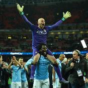 Caballero héros de City en finale de la Coupe de la Ligue