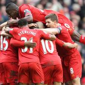 Liverpool ridiculise Arsenal
