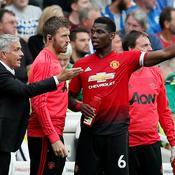Le départ de Mourinho de Man U ... Une bonne nouvelle pour Pogba