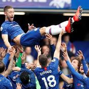 Chelsea en Ligue des champions, pas Manchester United