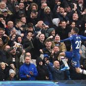 Vainqueur de Crystal Palace, Chelsea prend la deuxième place