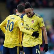 Premier League : Arsenal se contente d'un nul à Crystal Palace