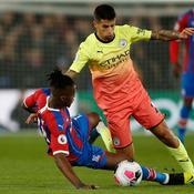 Manchester City repart de l'avant à Crystal Palace