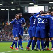 Chelsea assure l'essentiel à Fulham