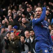 Higuain s'éclate déjà avec Chelsea en signant un doublé