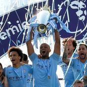 Manchester City sacré champion d'Angleterre après sa victoire à Brighton