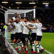 Liverpool, sans Coutinho ni Salah, s'impose au finish