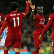 Liverpool cartonne Huddersfield et reprend (provisoirement ?) la tête